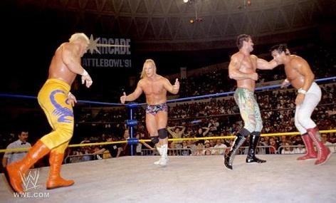 The Battlebowl in 1991