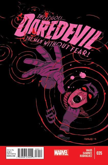 Daredevil #35 cover