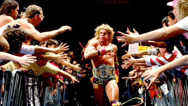 WWE Hall of Fame inductee #1 (Courtesy WWE)