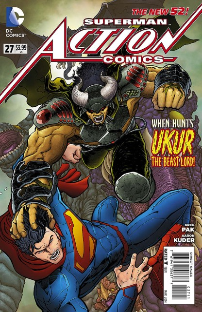 Action Comics #27 cover