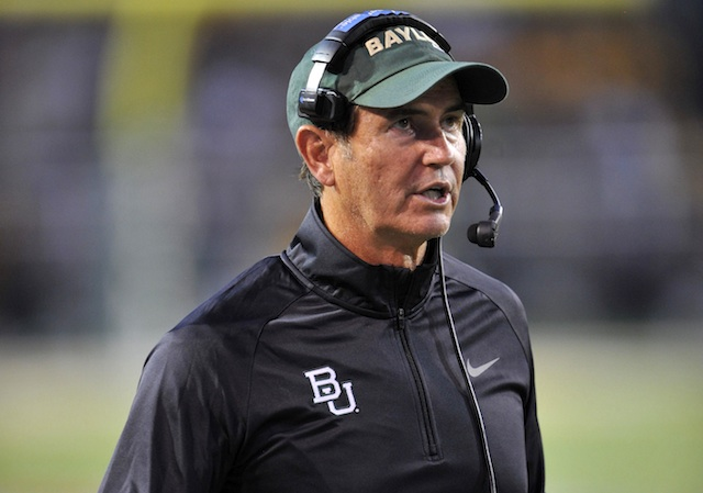 NCAA Football: Wofford at Baylor