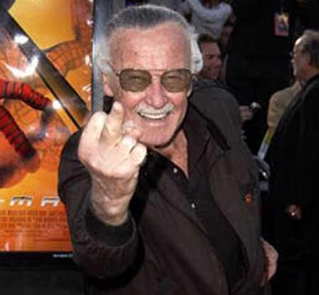 A pun worthy of Stan!