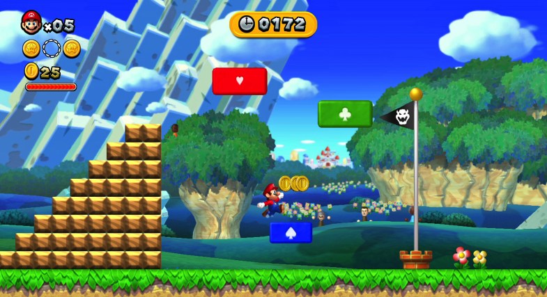 Backloggery Beatdown: New Super Mario Bros  WiiU – Place to