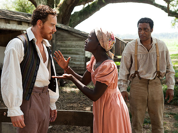 """Lupita Nyong'o is up for Best Supporting Actress for her role in """"12 Years a Slave."""""""