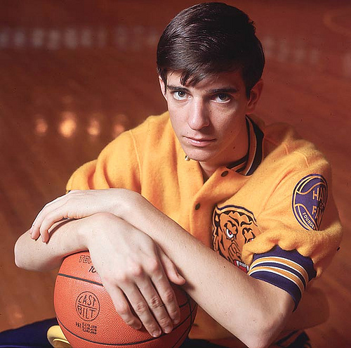 Pete Maravich remains the all-time leader in scoring in college basketball. Like Doug McDermott, Maravich was coached by his father until he graduated.