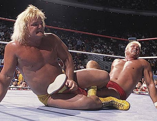 The submission match from the 1990 Royal Rumble