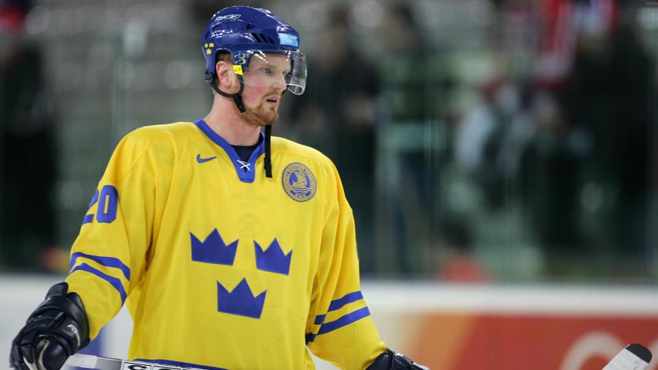 Ice Hockey - Sweden v Czech Republic