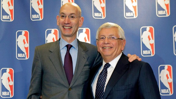 Adam Silver will become the next NBA commissioner after longtime incumbent David Stern officially retires this Friday.