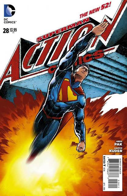 Action Comics #28 cover