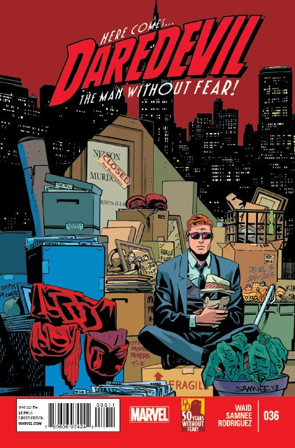 Daredevil #36 cover