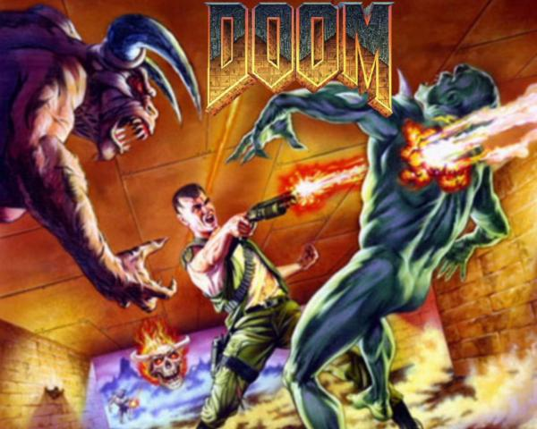 Doom PSX