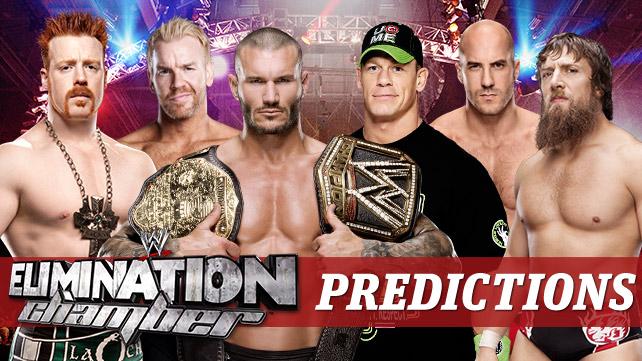 Who will survive Satan's Playground? (Courtesy WWE)