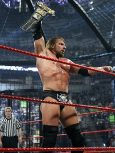 Elimination Chamber Triple H