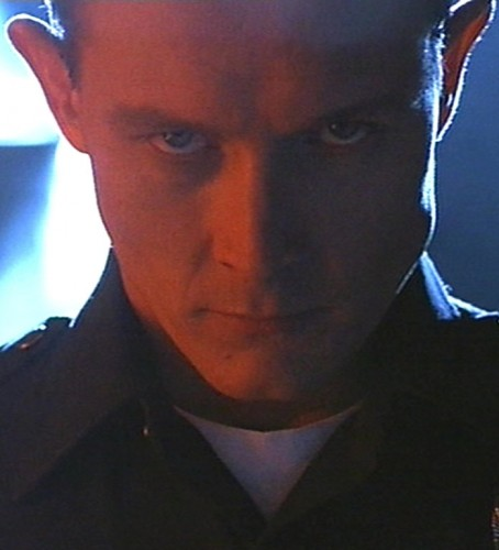 Sadly, there is no Robert Patrick in the show.
