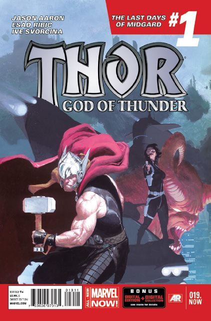 Thor: GoT #19.NOW cover