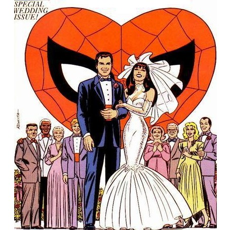 Surprisingly, the characters remained popular after marriage.
