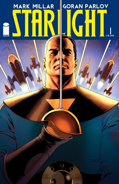 Starlight #1 cover