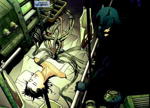"""Bruce's love for Selina was never more clear than in """"Heart of Hush."""""""
