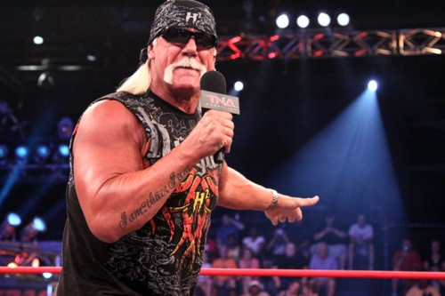 Even Hulk Hogan couldn't make me care about TNA for more than a few months.