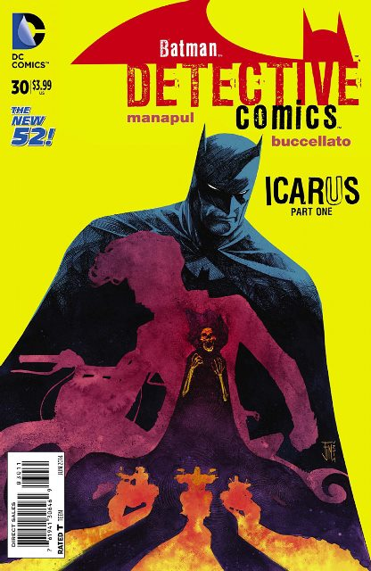 Detective Comics #30 cover