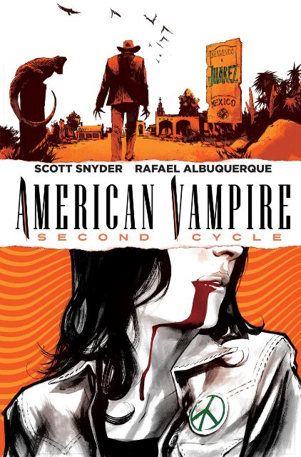 American Vampire: Second Cycle #1 cover
