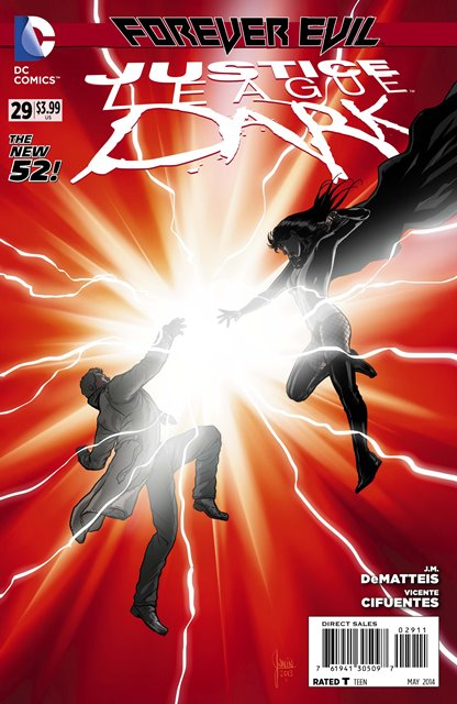 Justice League Dark #29 cover