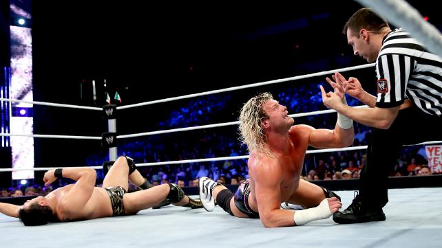 Dolph Ziggler challenges Alberto Del Rio, COOHHH responds to #OccupyRaw, the Shield stand up to Kane, and the latest 2014 HOF inductee is announced. [Photo courtesy of WWE.com]