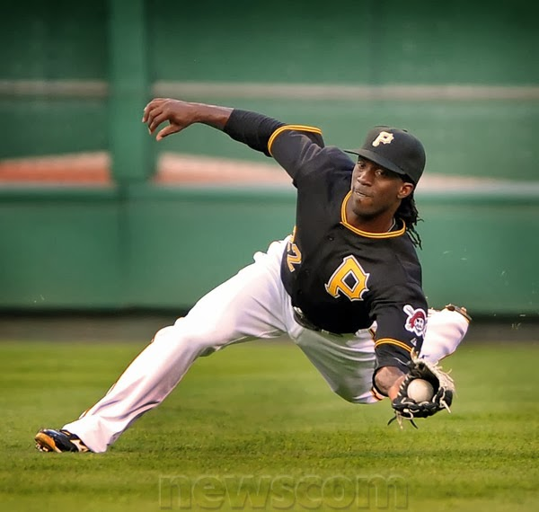 2013 MVP Andrew McCutchen hopes to lead the Pirates to another postseason appearance in 2014.