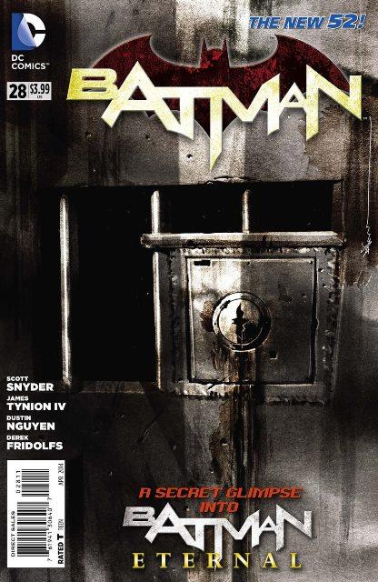 Batman #28 cover