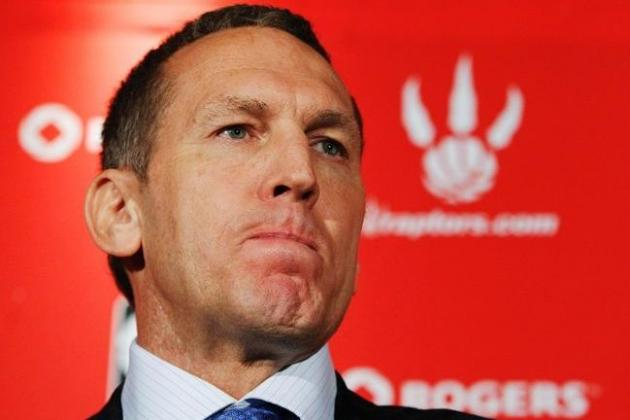 Bryan Colangelo recently admitted that he tried to tank the 2012 season as the lead executive of the Toronto Raptors.