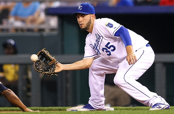 Eric Hosmer is a darkhorse MVP candidate after a great 2013