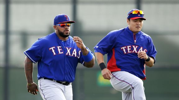 Princer Fielder and Shin-Soo Choo are big additions to the Rangers