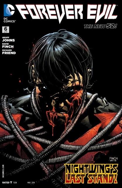 Forever Evil #6 cover