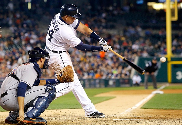 Miguel Cabrera looks to continue putting up torid numbers