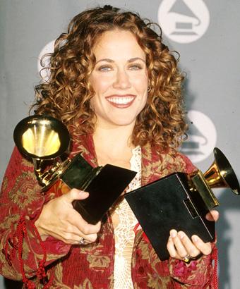 Sheryl Crow @ 1995 Grammys