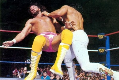 93,000 came for Hulk and Andre, but it was the Dragon and the Macho Man who may have left the biggest impression.