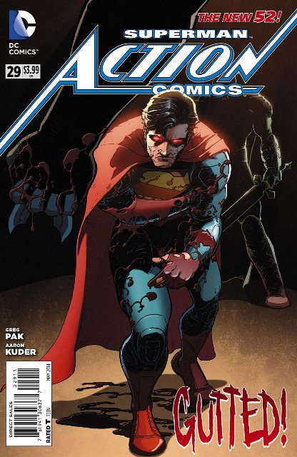 Action Comics #29 cover