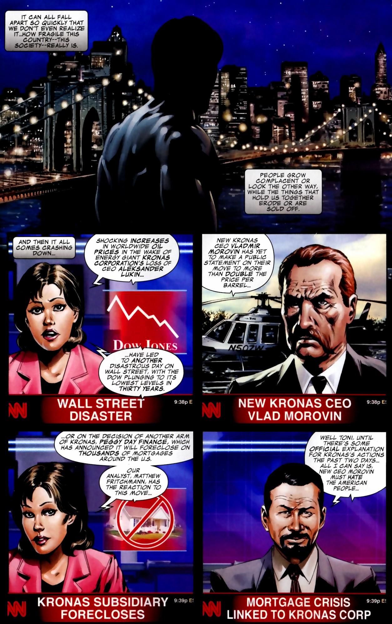 Captain America - 003
