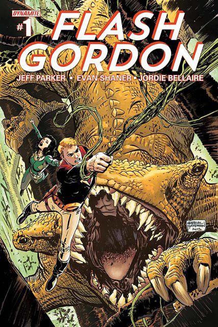 Flash Gordon #1 cover