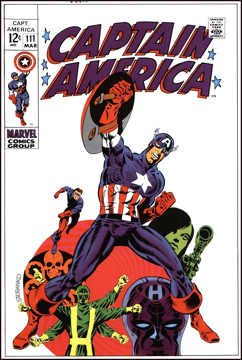 Jim_Steranko_Captain_America__111_cover