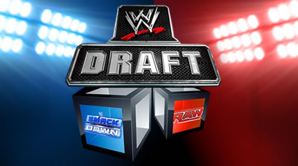 WWE RAW Draft 2011
