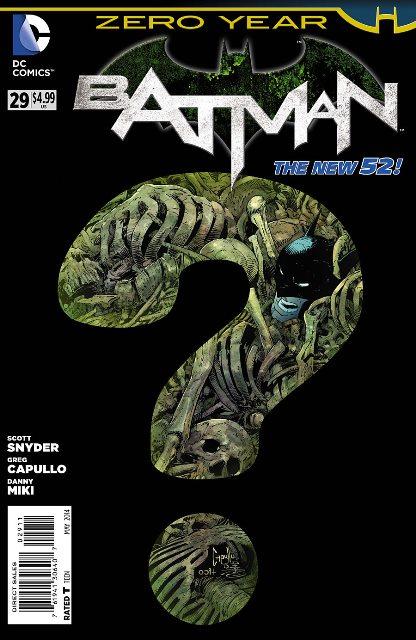 Batman #29 cover