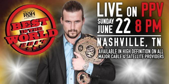 ROH returns to Pay Per View