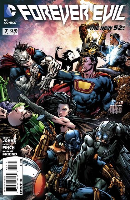 Forever Evil #7 cover