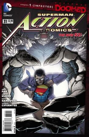 Action Comics #31 cover