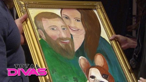 Brie-Bryan painting