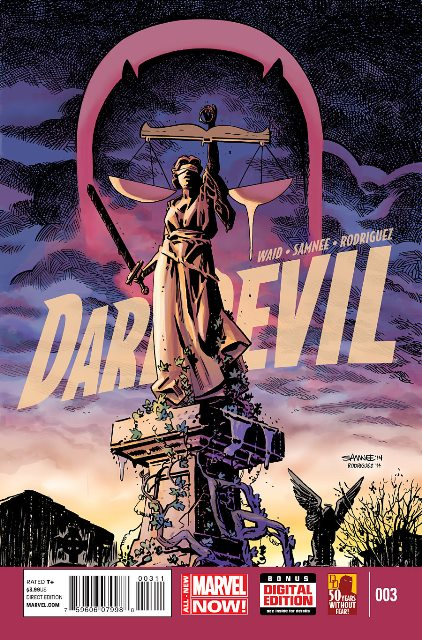 Daredevil #3 cover