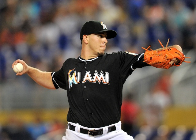 Miami Marlins pitcher Jose Fernandez will be the 14th pitcher to undergo season-ending Tommy John surgery this season.