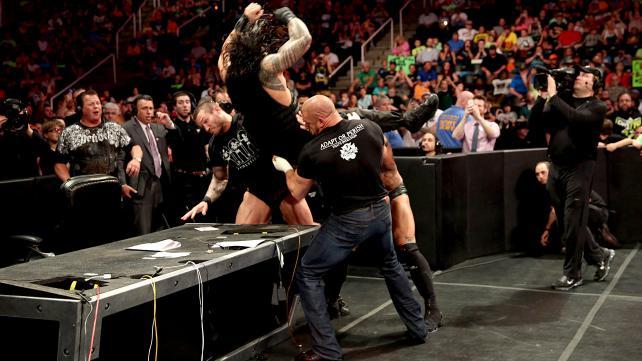 Adapt...or Perish. (Courtesy WWE)
