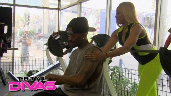 Ray J makes his Total Divas debut
